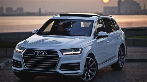 2018 Audi Q7 30 Tfsi Travels To Doha For An Excellent