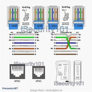 Ethernet Twisted Pair Wiring Diagram Simple 568b Wiring