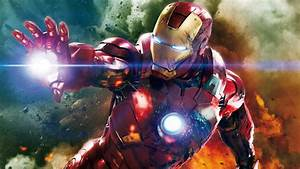 Cool Wallpapers Iron Man 3 HD Wallpaper of Movie ...