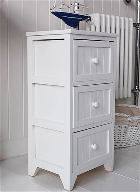 small bathroom cabinet with drawers maine slim freestanding bathroom cabinet with 3 drawers