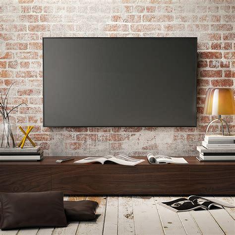 tele pour cuisine à quelle hauteur fixer une tv au mur nos conseils but