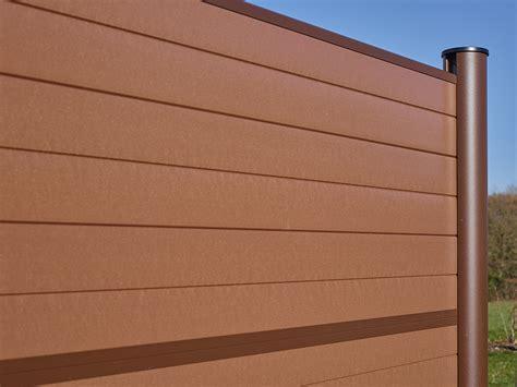 bois composite cloture les panneaux et cl 244 tures i piveteaubois