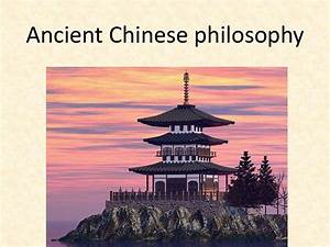 Ancient Indian and Chinese philosophy. (Lecture 2 ...