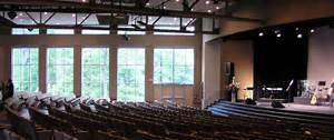 Image of: Church Design Dedicated Sanctuary Multi Purpose Space Many Concepts Used In Church Stage Design