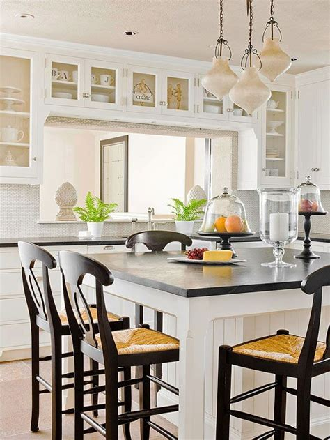 Kitchen Islands with Seating   Kitchen   Pinterest