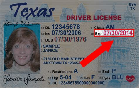 renewing texas drivers license after expiration