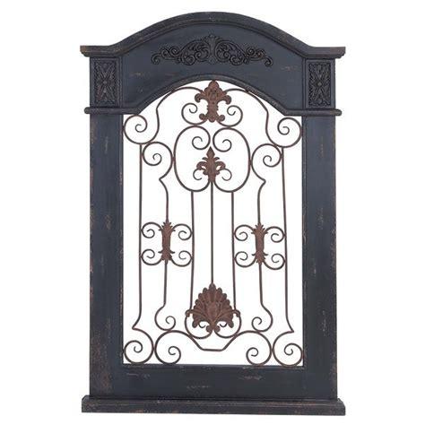 shop distinctive pattern wooden metal wall panel overstock