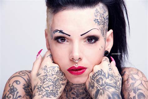 lady tattoo cat  johnnydiamond  inspirationde