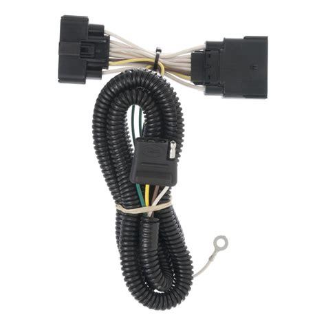 ford explorer   wiring kit harness curt mfg