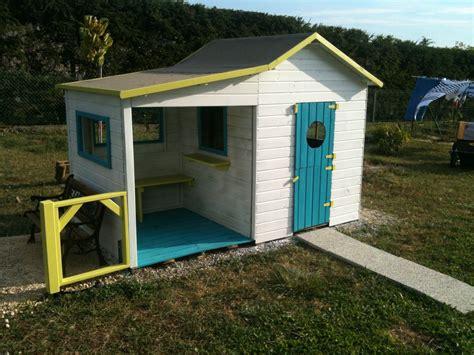abri de cuisine construire cabane pour enfant
