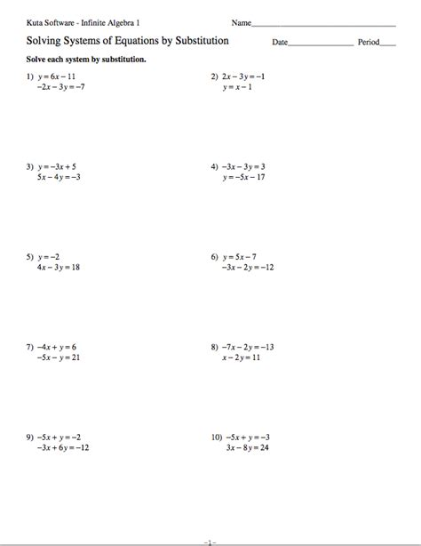 solving systems by elimination worksheet homework assignments semester 2 ms s website