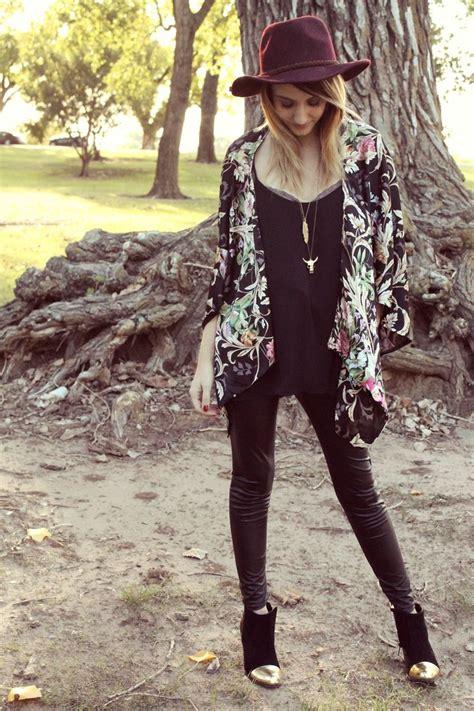 How to Go Dark with Fashion for Fall u2013 Glam Radar