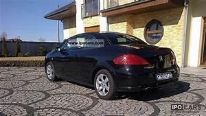 2007 Peugeot 307 Cc Convertible 60 Tkm No Accident