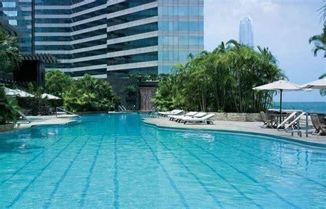hong kongs  hotels  infinity pools
