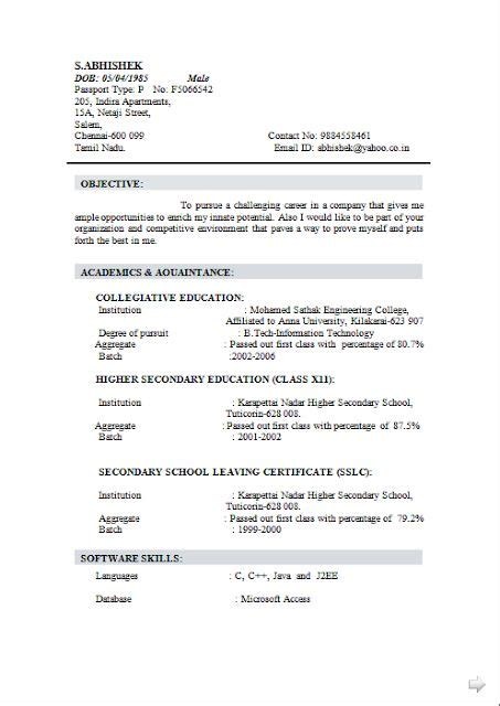 Free Resume Wizard by Curriculum Vitae Ms Word Free Sle Template