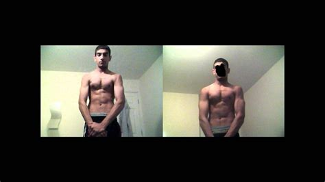 ON Serious Mass Results before and after - YouTube