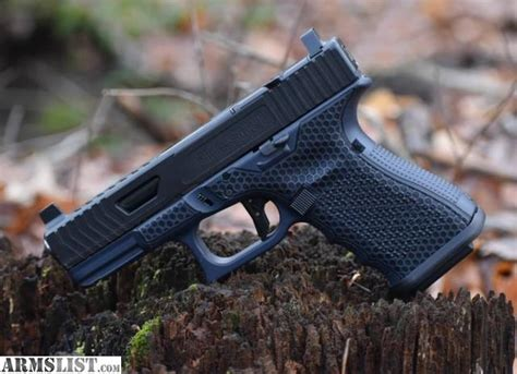 Armslist For Sale Gen 4 Glock 19 Lasered Frame Custom