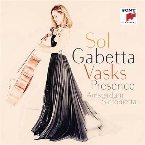 Vasks: Presence - Sol Gabetta mp3 buy, full tracklist