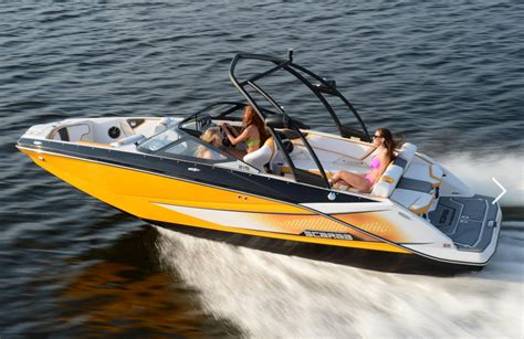 Wakeboard Jet Boats by New For 2016 Scarab 215 Impulse Edition Jet Boat