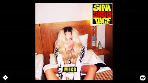 Sini Sabotage - Miks - YouTube