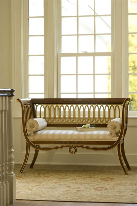 Benches And Settees