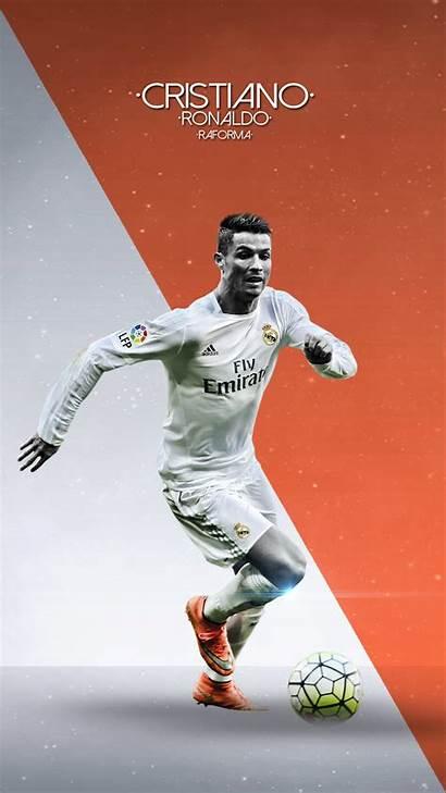 Ronaldo Iphone Cristiano Wallpapers Phone Mobile Cr7