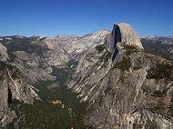Half Dome Yosemite Park