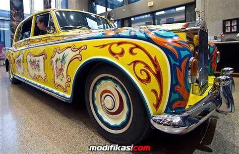 Modifikasi Rolls Royce Phantom by Beberapa Hal Menarik Pada Mobil Rolls Royce Phantom V Nya