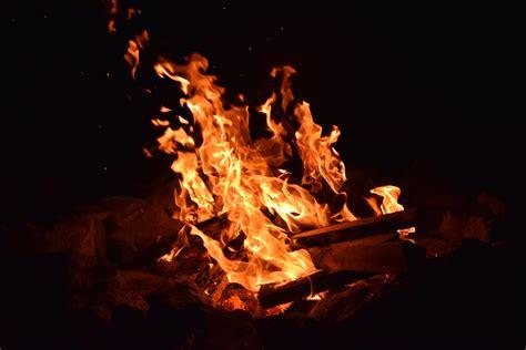 Lagerfeuer Temperatur by Kostenloses Foto Feuer Brennen Hei 223 Temperatur