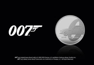 The Official James Bond 007 Website | ROYAL MINT JAMES ...