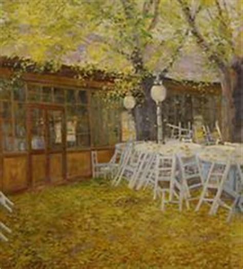 Der Garten Im Prater by Naturalismus Historische Bilder Imagno Bilder Im