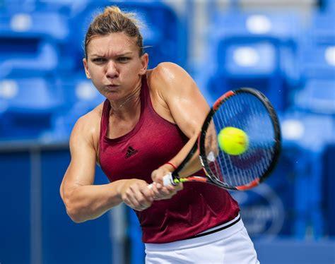 Cincinnati : sixième finale de l'année pour Simona Halep - Tennis - WTA - Cincinnati
