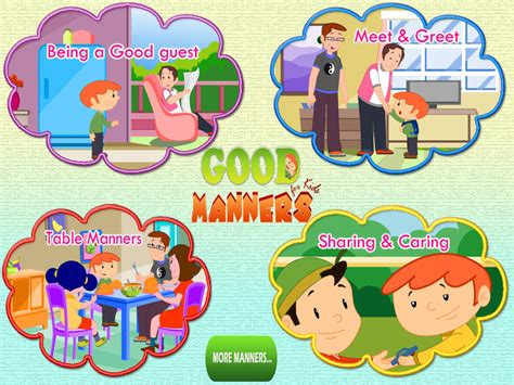 manners for kids clipart images good manners for children clipart clipground