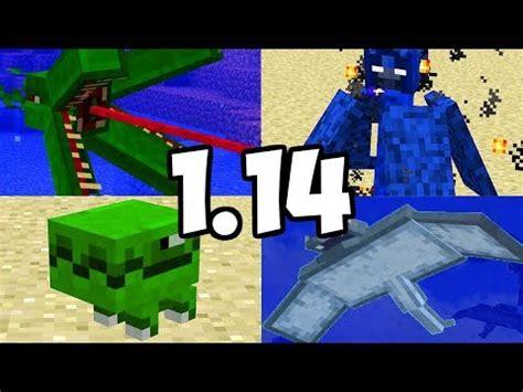 НОВЫЕ МОБЫ Minecraft 114  КОГДА ВЫЙДЕТ 113 МАЙНКРАФТ