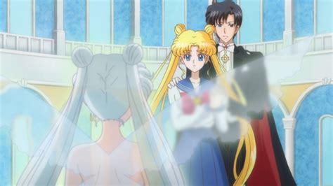 sailor moon crystal act  queen serenity usagi