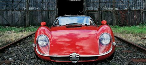 Design News Alfa Romeo History  My Design Agenda