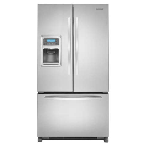 kitchenaid refrigerator door kitchenaid kfis20xvms 19 7 cu ft series ii