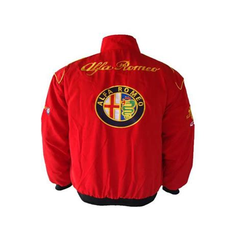 Alfa Romeo Apparel alfa romeo apparel nascarracingappeal