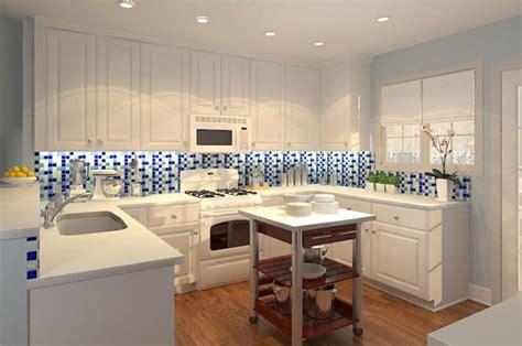blue kitchen tiles ideas blue and white kitchen tiles home design