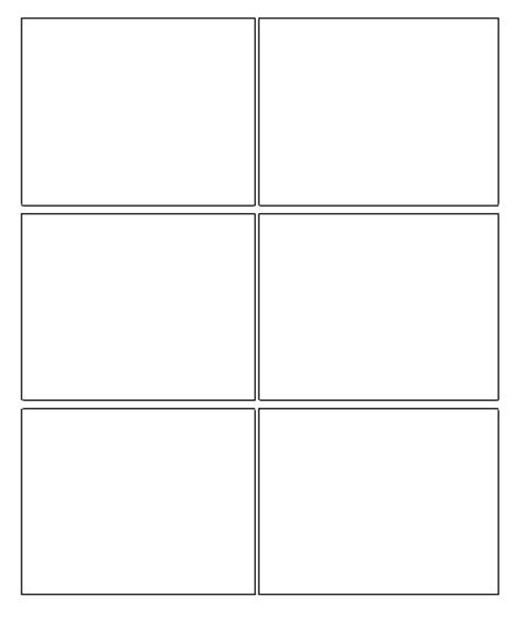 comics drawings template comic book template 6 box comic strip template artistic