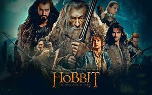The Hobbit: The Desolation of Smaug Wallpaper by ...