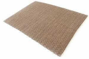 Tapis De Chanvre : tapis chanvre puebla beige marron ~ Dode.kayakingforconservation.com Idées de Décoration
