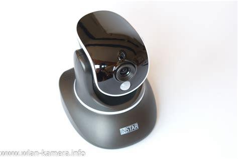 Die Instar IN 6014 HD WLANKamera im Test  WLAN Kamera