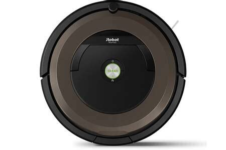 aspirateur robot roomba aspirateur robot irobot roomba 896 darty