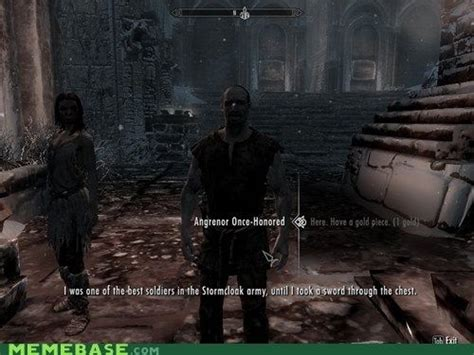 Funny Skyrim Memes - 187 best skyrim funny images on pinterest videogames funny stuff and video games