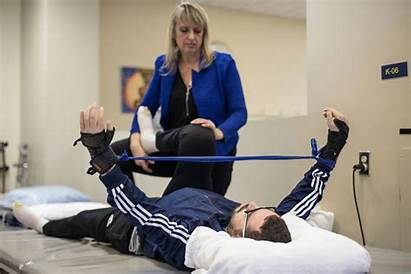 Physical Therapy Mosque Quebec During Shooting Mr