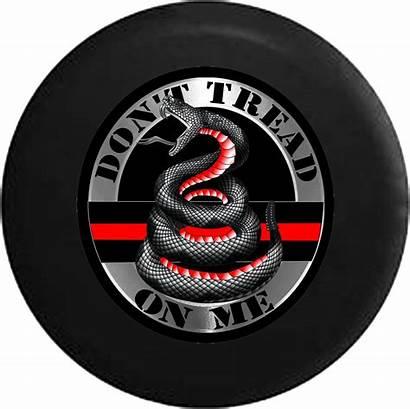 Tire Jeep Tread Spare Wrangler Snake Liberty