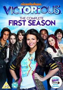 Victorious DVD Season 1 Complete