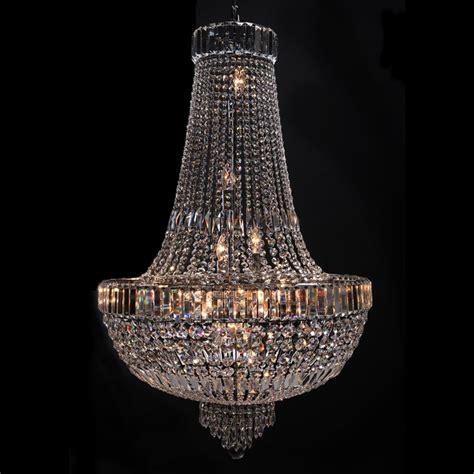 Esszimmerle Kristall by Kronleuchter Silber Kristall Modern Klassisch L 252 Ster