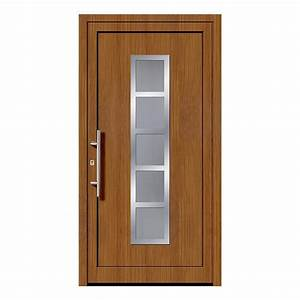 Porte d39entree chene en ligne pas chere fenetre24com for Porte d entrée pvc en utilisant porte entree pvc couleur bois